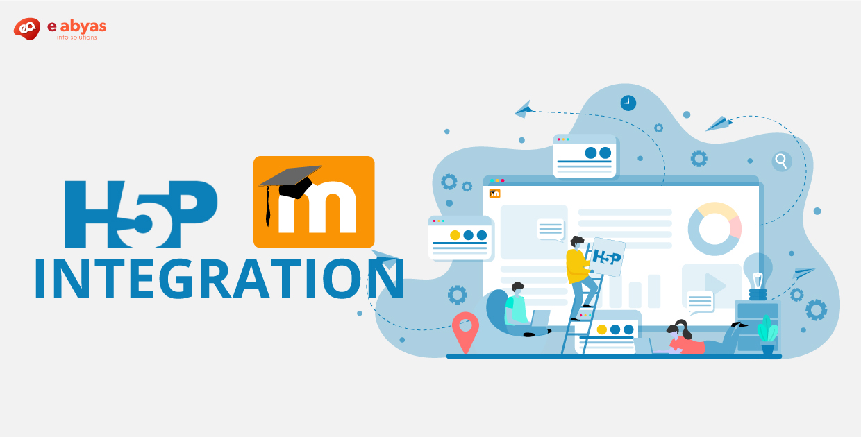 Moodle-H5P integration