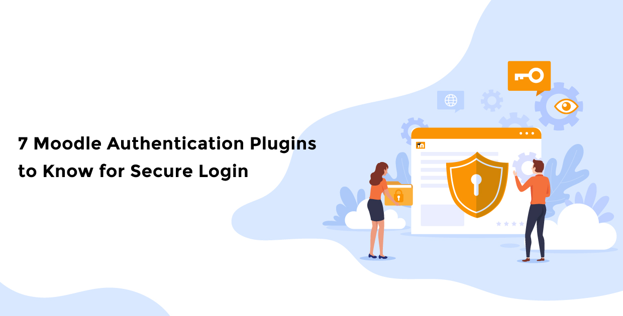 Moodle Plugin for Secure Login