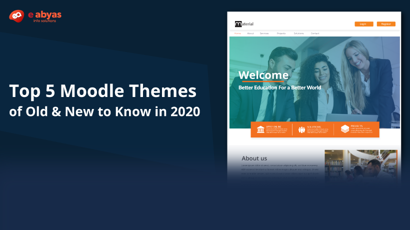 Top 5 Moodle Themes 2020