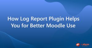 Moodle Log Report Plugin